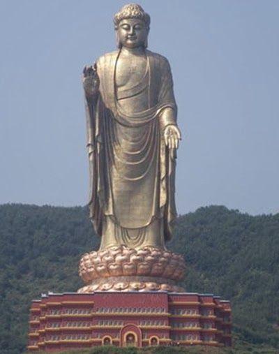 Spring Temple Buddha - China – 128m