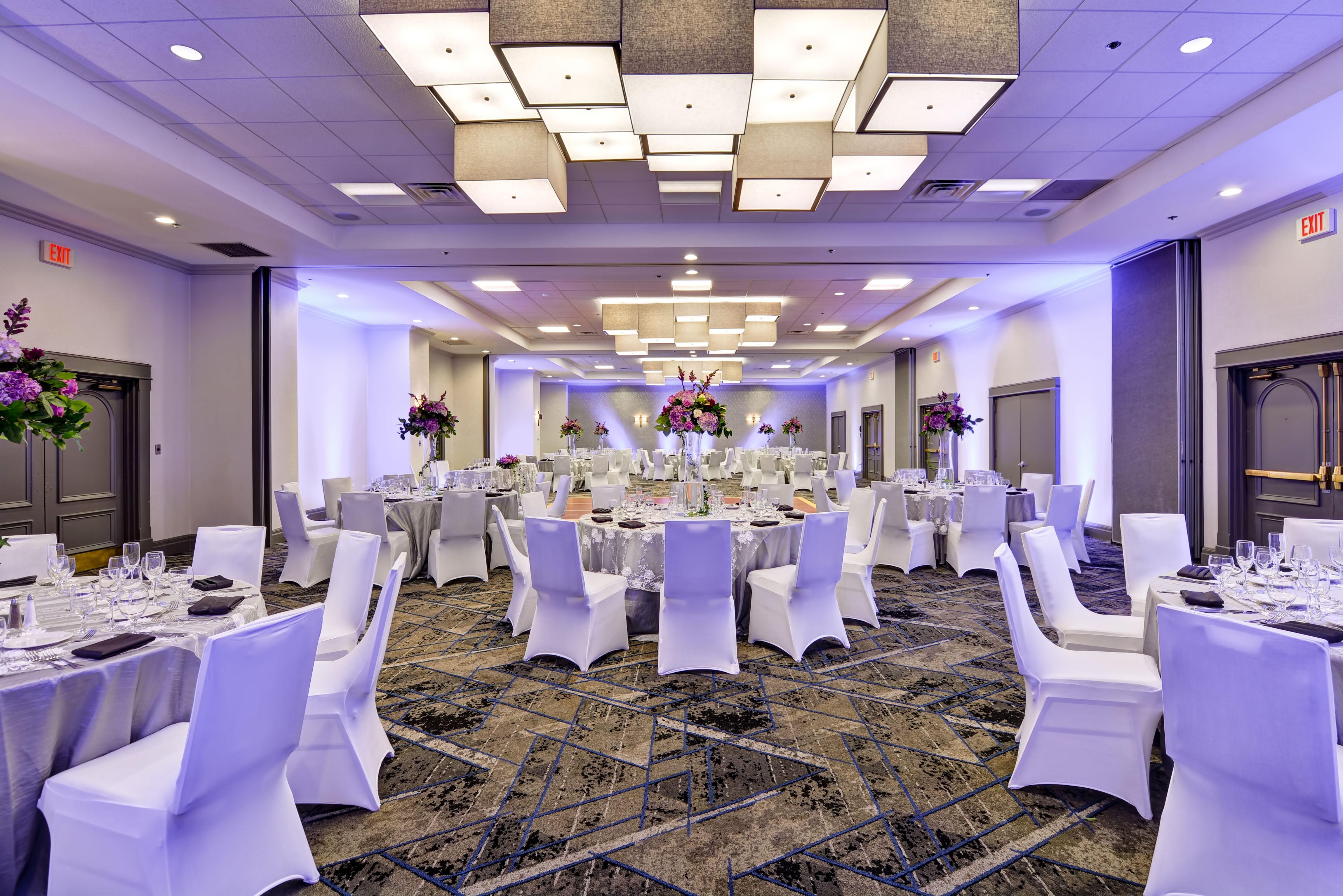 Renovated Banquet Spaces Hilton miami