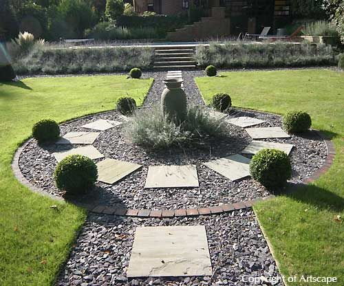 Lavender+Garden+Ideas | Formal Garden Design Examples