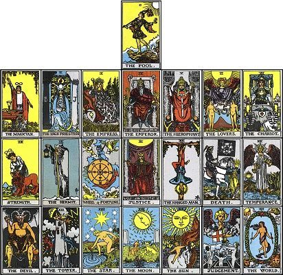 Current image pertaining to tarot cards printable
