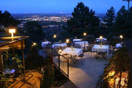 Flagstaff House Restaurant Boulder Co