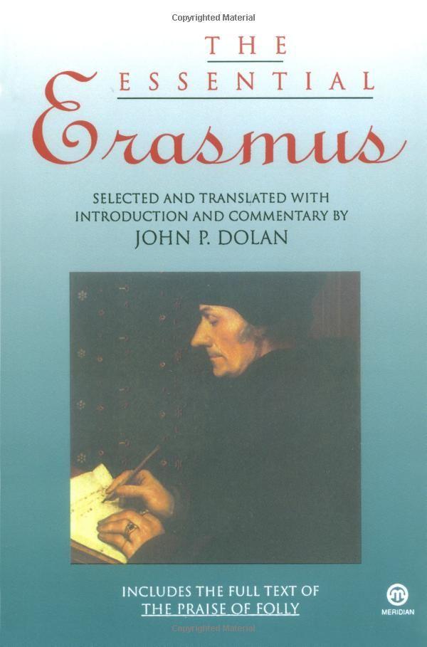 Erasmus Handbook Of The Militant Christian Bookshelf