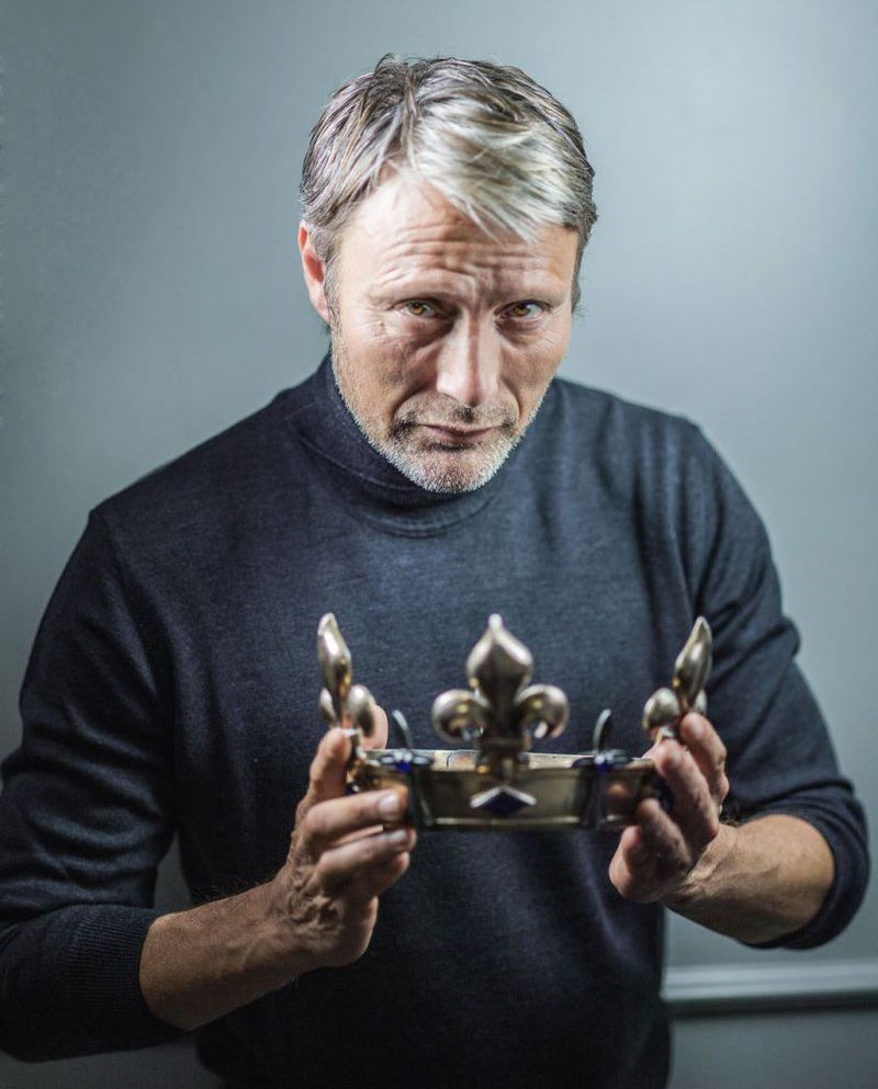 Mads Mikkelsen, not only Hannibal : Photo