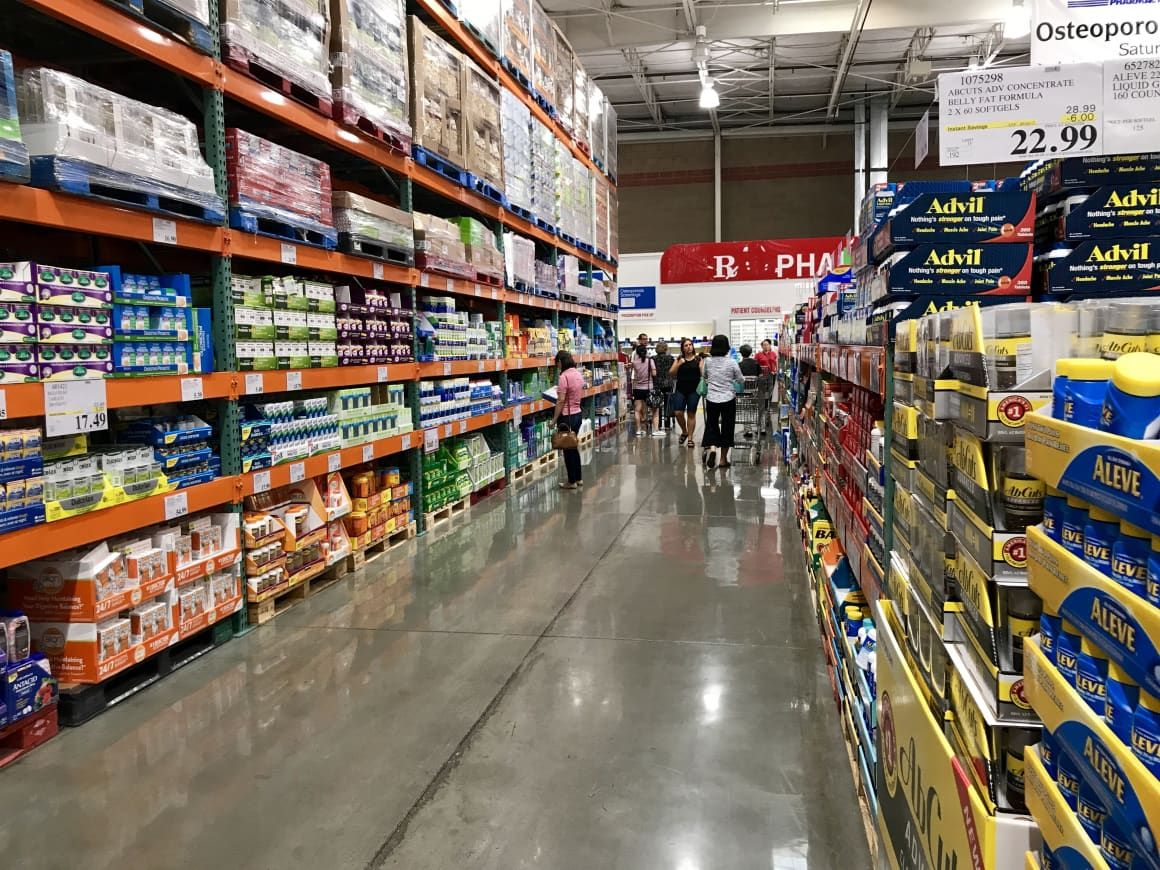 These Are The Most Underrated Groceries At Costco According To A