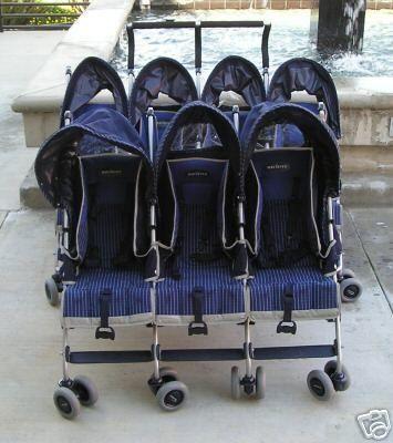 image result for stroller for octuplets random musings. Black Bedroom Furniture Sets. Home Design Ideas