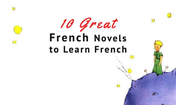 best-french-novel-learn