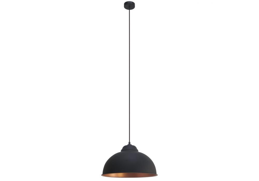 Eglo Hanglamp Zwart/Koper bestel je online bij Formido, de voordelige bouwmarkt