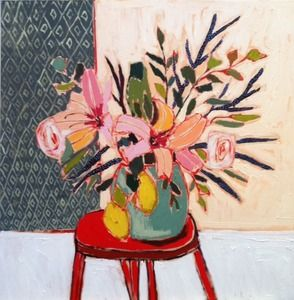 Lulie Wallace: Lucy's Lilies.