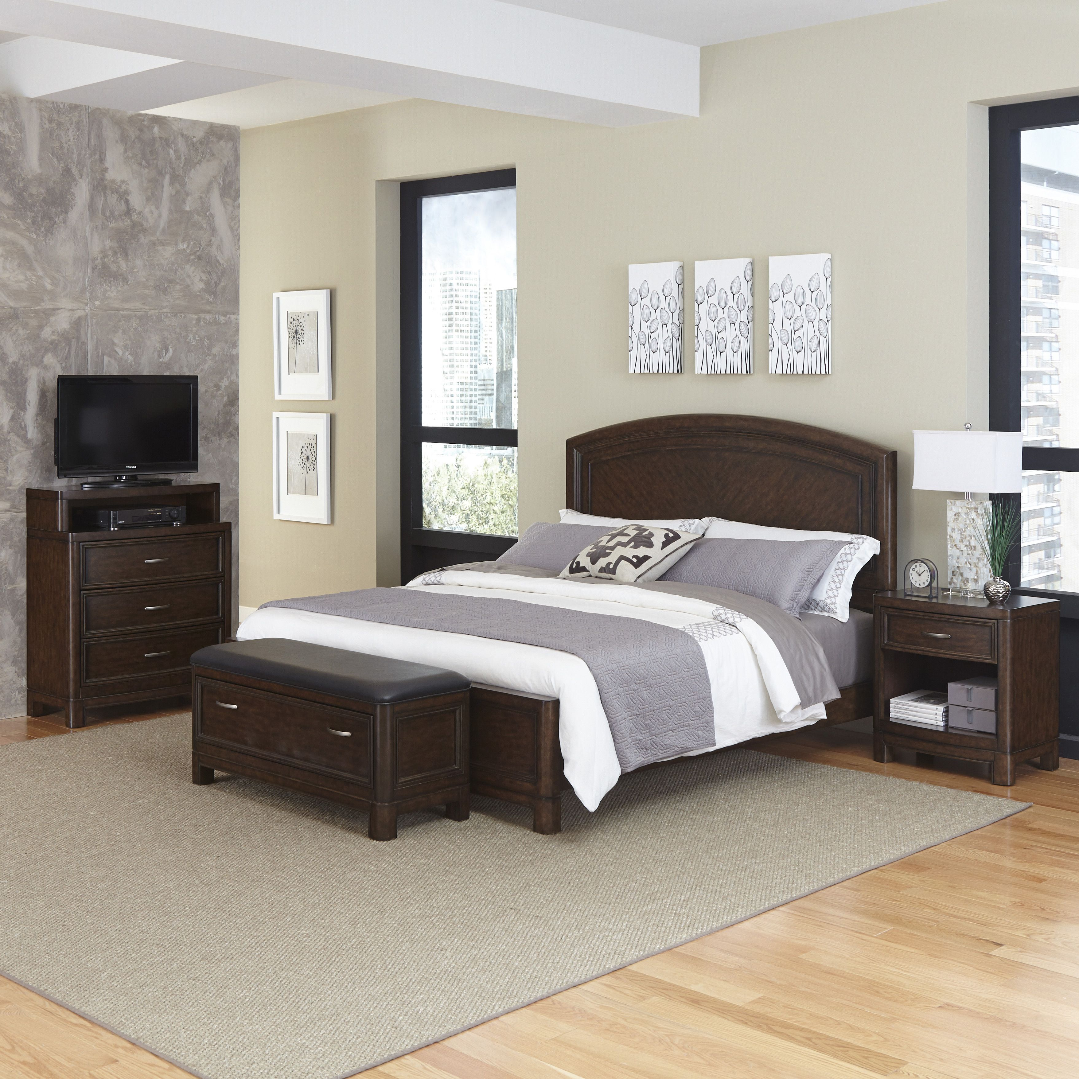 bedroom nebraska mart livingspaces wood dresser productid com furniture maryhill in nightstand pin from sets and dark productview
