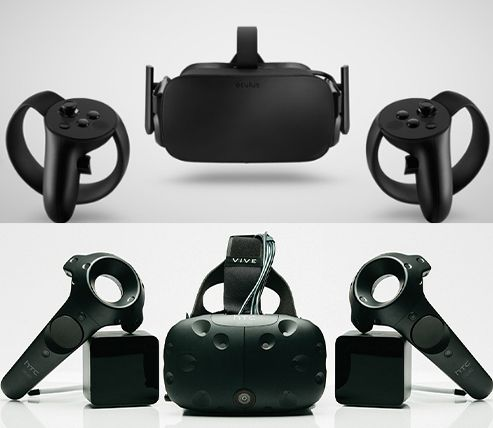 GDC 2017: Vive Working to Join Oculus on a Committee for