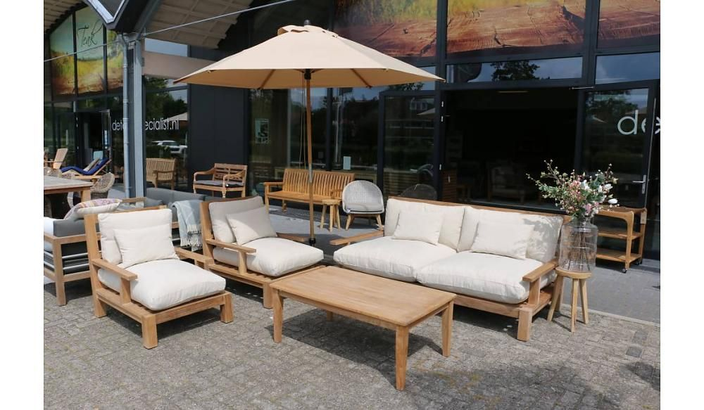Loungeset day lounge set de daylounge serie is een prachtige