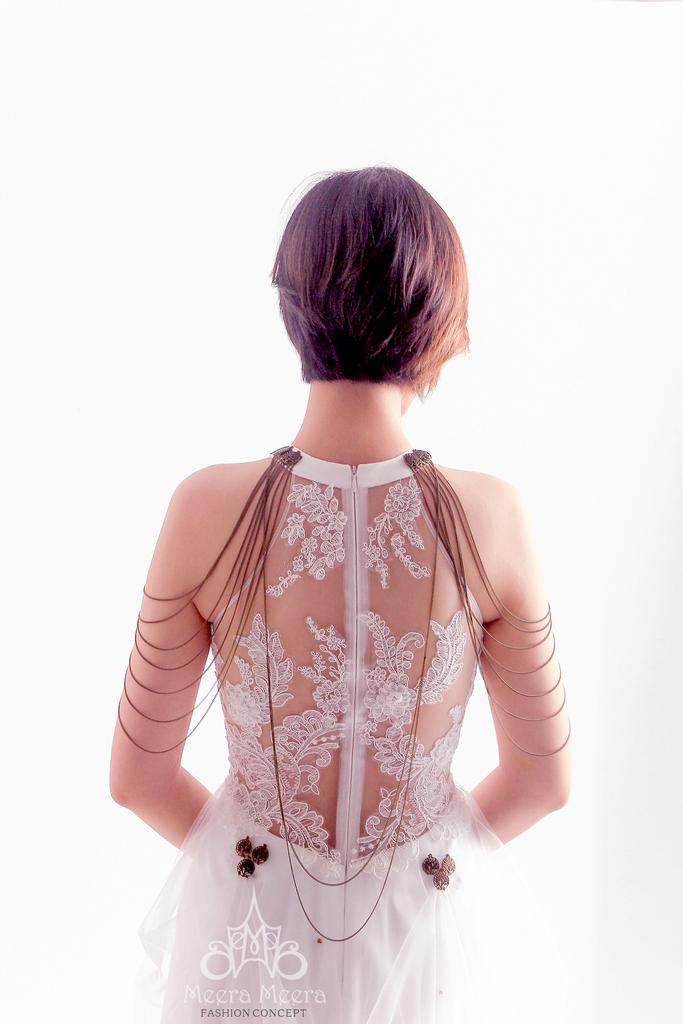 Ghim trên Custom made Wedding dress
