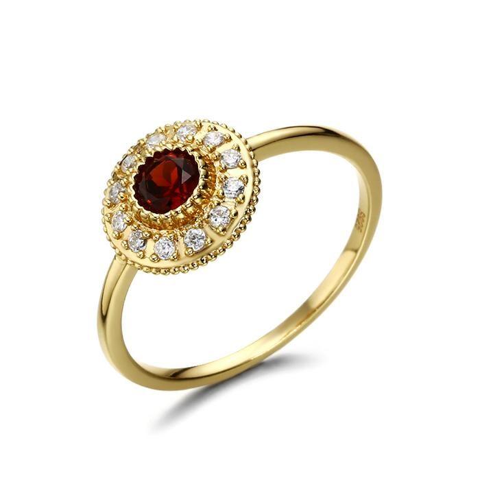 Garnet Rings, Antique Rings