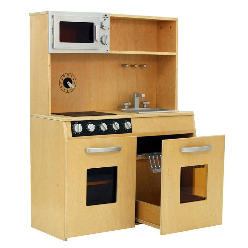 A+ Childsupply 4 in 1 Play Kitchen - F8238