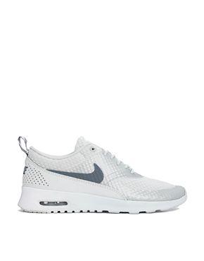 nike air max thea prm trainers white