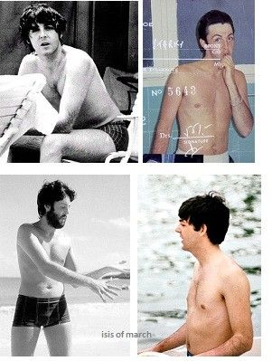 Sorry, that naked photos of paul mccartney think