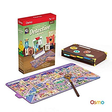 Osmo Detective Agency A Search & Find