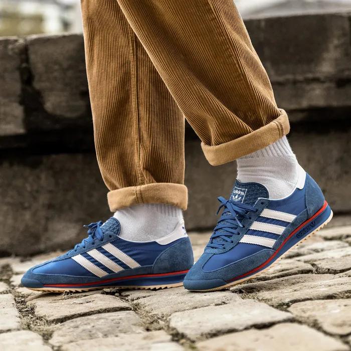 adidas SL 72 - Blue / Footwear White