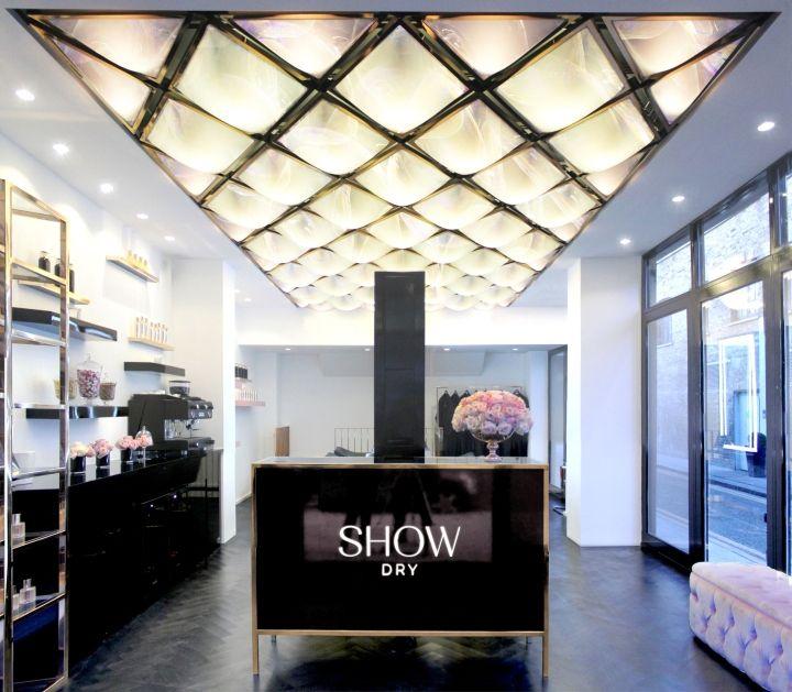 show dry by wilson holloway london uk retail design blog