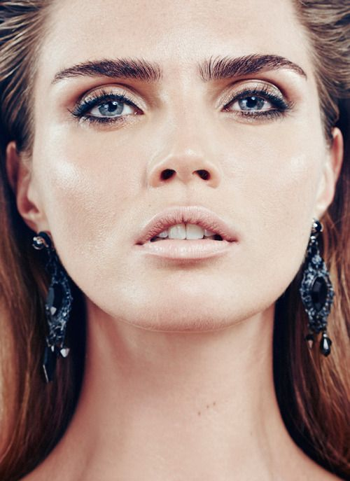 """stormtrooperfashion:  Kim Feenstra in """"Crazy About Kim"""" by Martijn Senders for Jackie Magazine"""