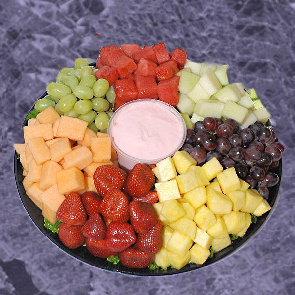 Joe's Original Fresh Fruit Tray #fiberfruits