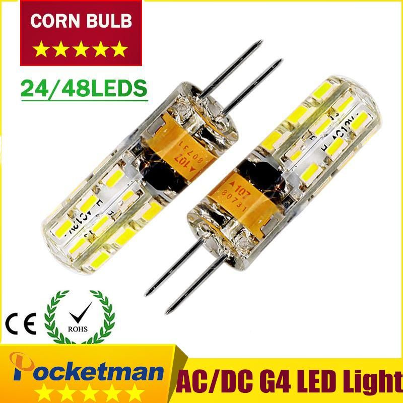 Visit To Buy G4 Led 12v Ac Dc 3w 6w Dimmable Led Lamp G4 24 48leds 3014 Smd Bulb Lamp Ultra Bright Free Shipping Zk50 Advertis With Images Led Bulb G4 Led
