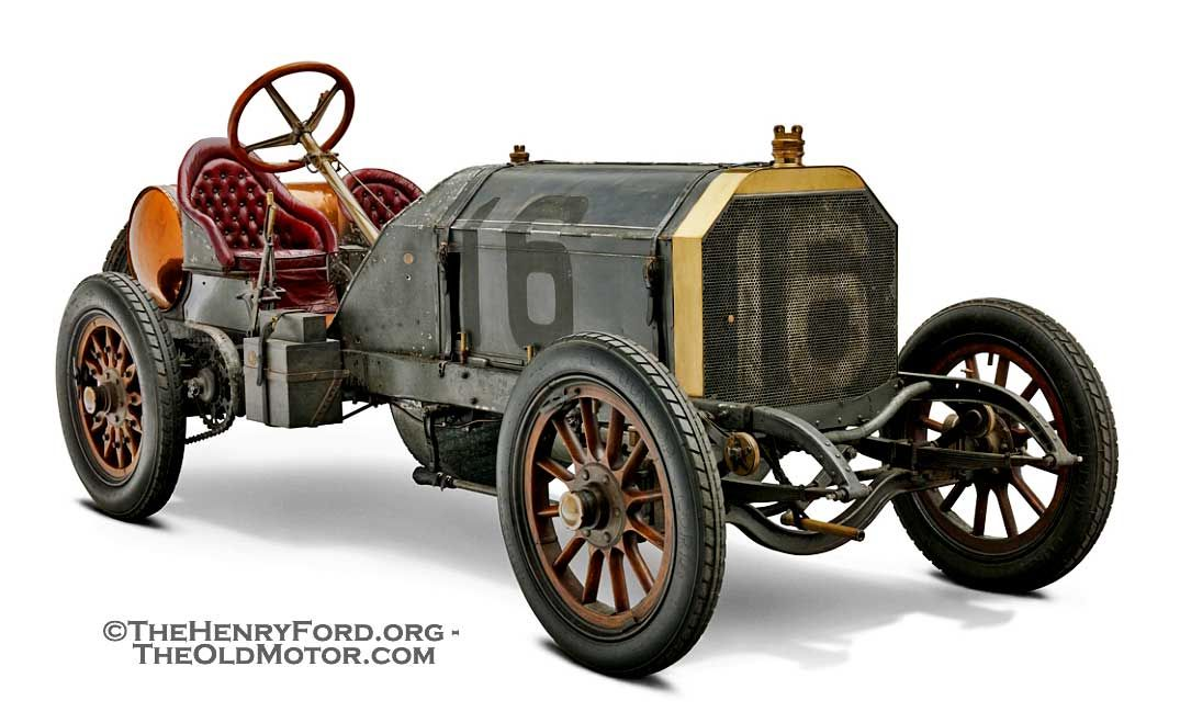 "The Greatest American Racing Car"" – Locomobile Old 16 – Part I 