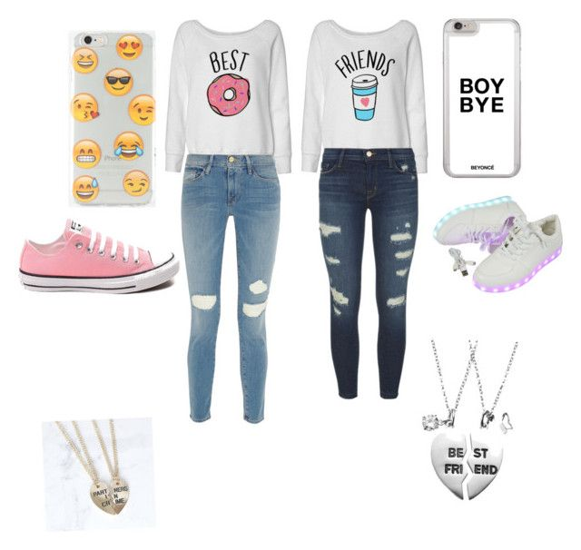 """If u have a best friend this would be good ❤️"" by ellamcconnell2005 on Polyvore featuring art"