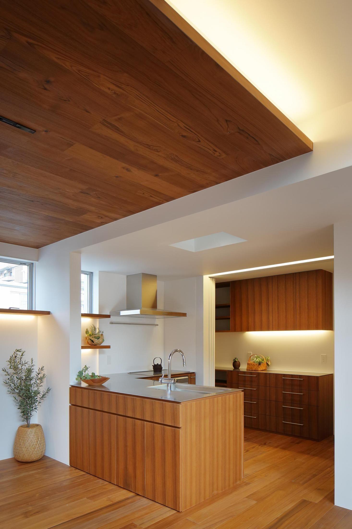 使いやすい 魅力的なl字型キッチン事例8選 L字型キッチン キッチン
