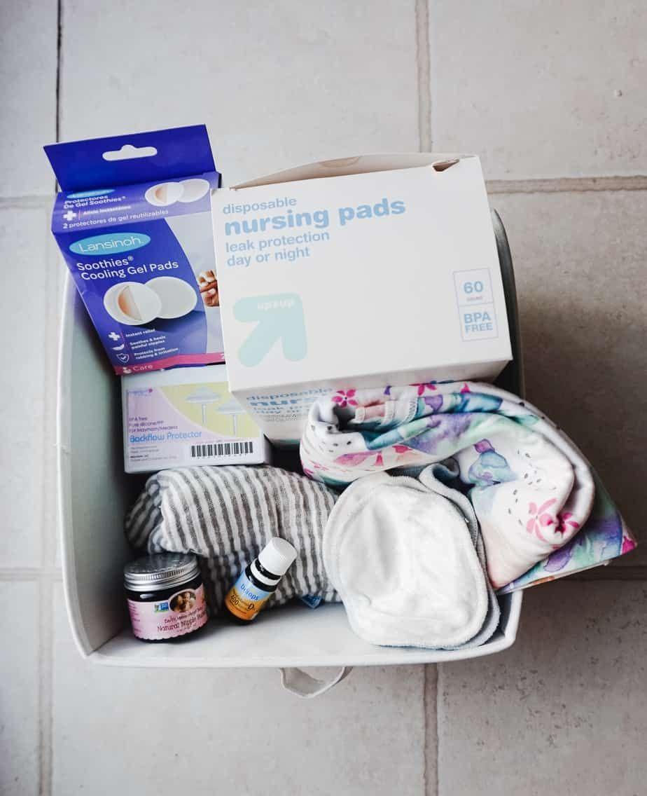 How To Set Up A Portable Breastfeeding Station Minnesota Momma