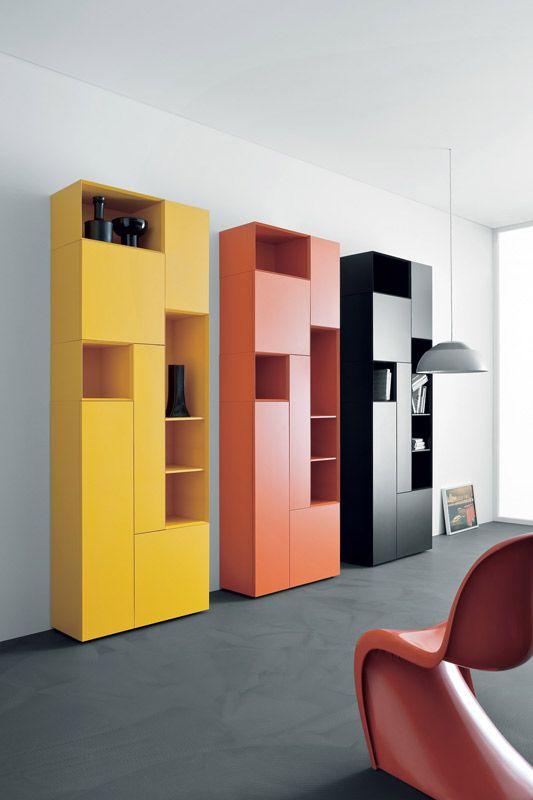 Módulos Espaciales Pianca Made in Italy muebles para el hogar