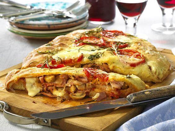 Photo of Pizza-Calzone nach italienischem Rezept | LECKER