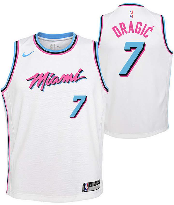 new style dfce4 b8d01 Nike Goran Dragic Miami Heat City Edition Swingman Jersey ...