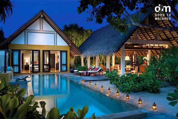 One & Only Reethi Rah Maldives - Beach-Villa http://www.doortomaldives.com/resorts/view/21