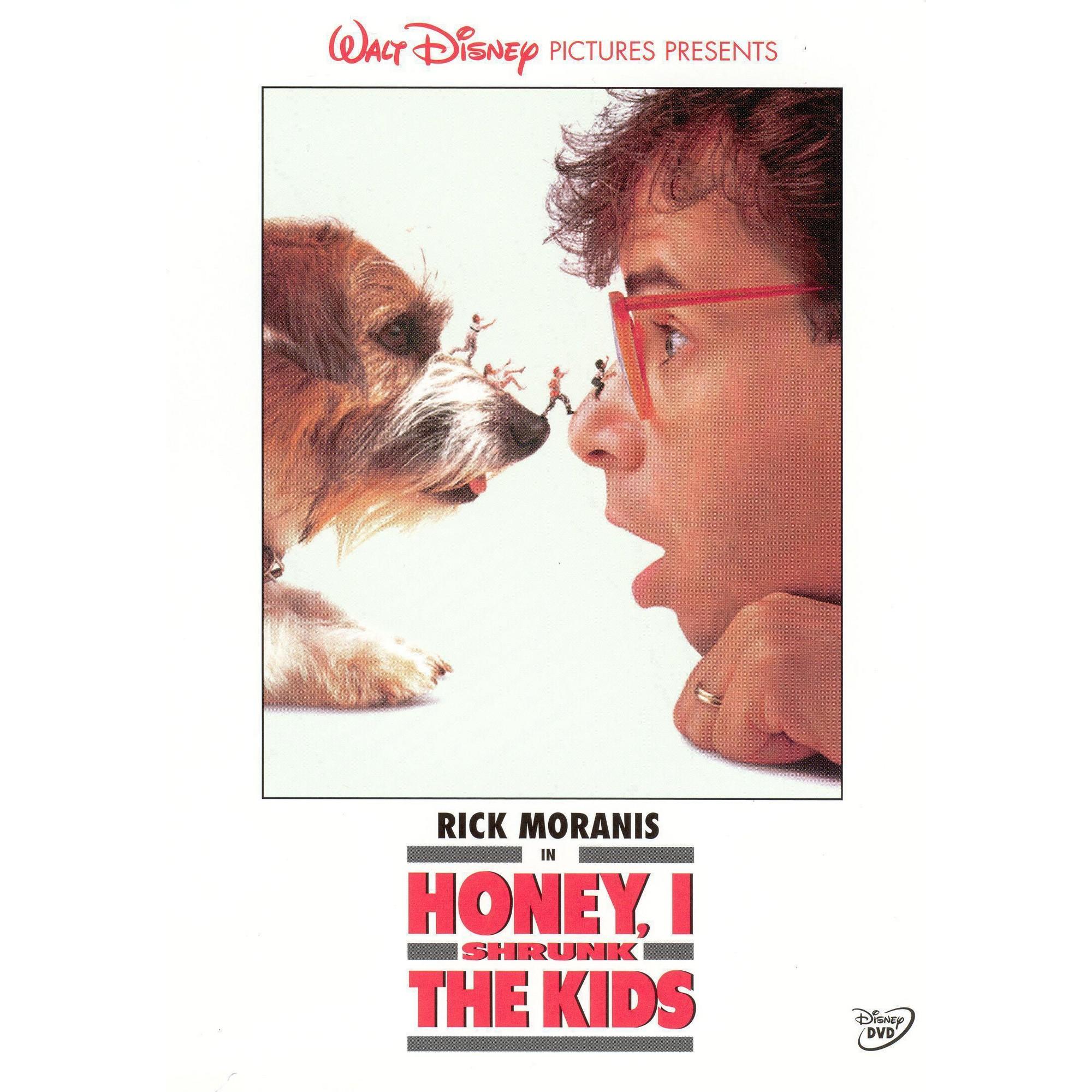 Honey, I Shrunk The Kids (dvd_video)