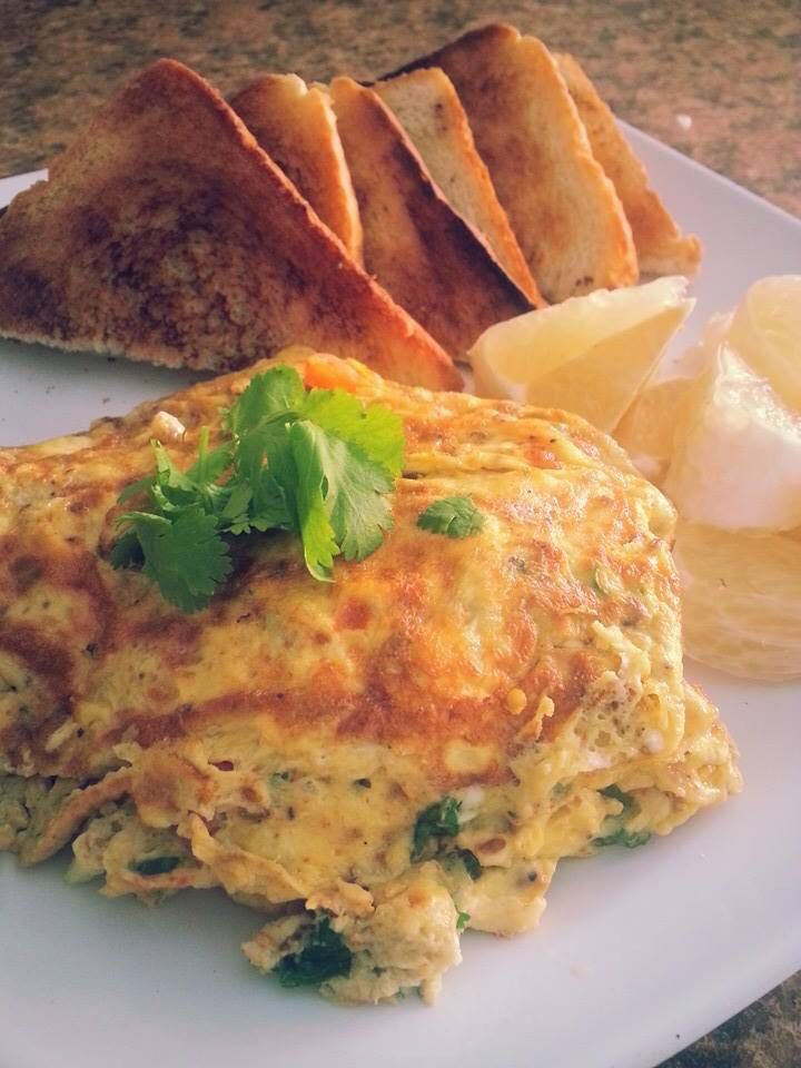 Easy omelette