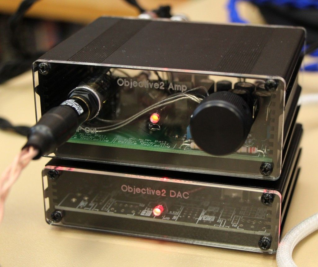 5c9b218ddae Objective Two Headphone Amplifier and O2 DAC | Amps | Audiophile ...