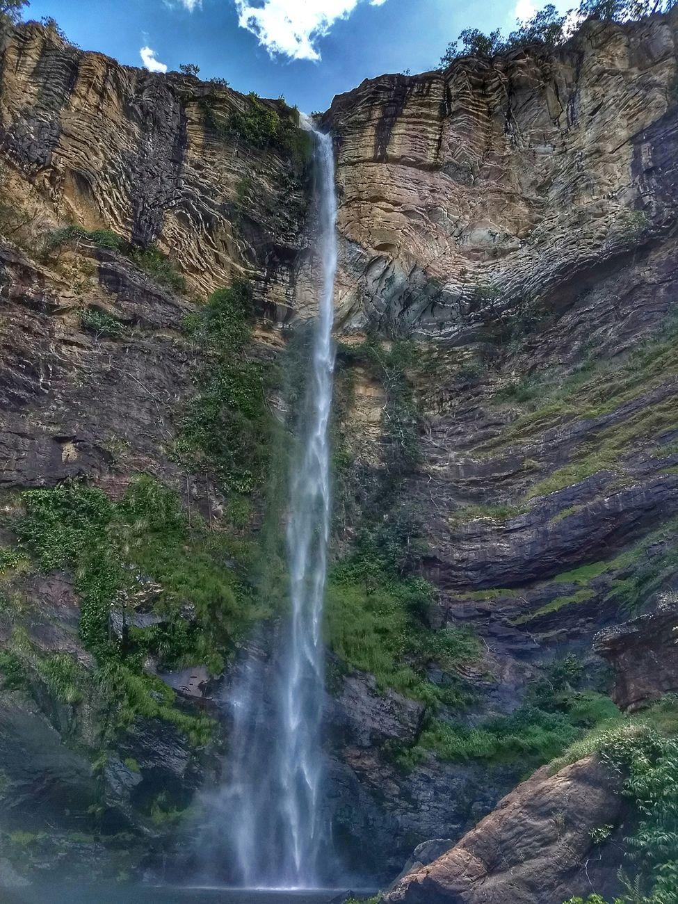 Landscapes Cachoeira Simao Correia Chapada Dos Veadeiros Go Beautiful Waterfalls Nature Photography Mother