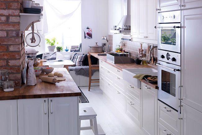 Ikea Kitchen Inspirations