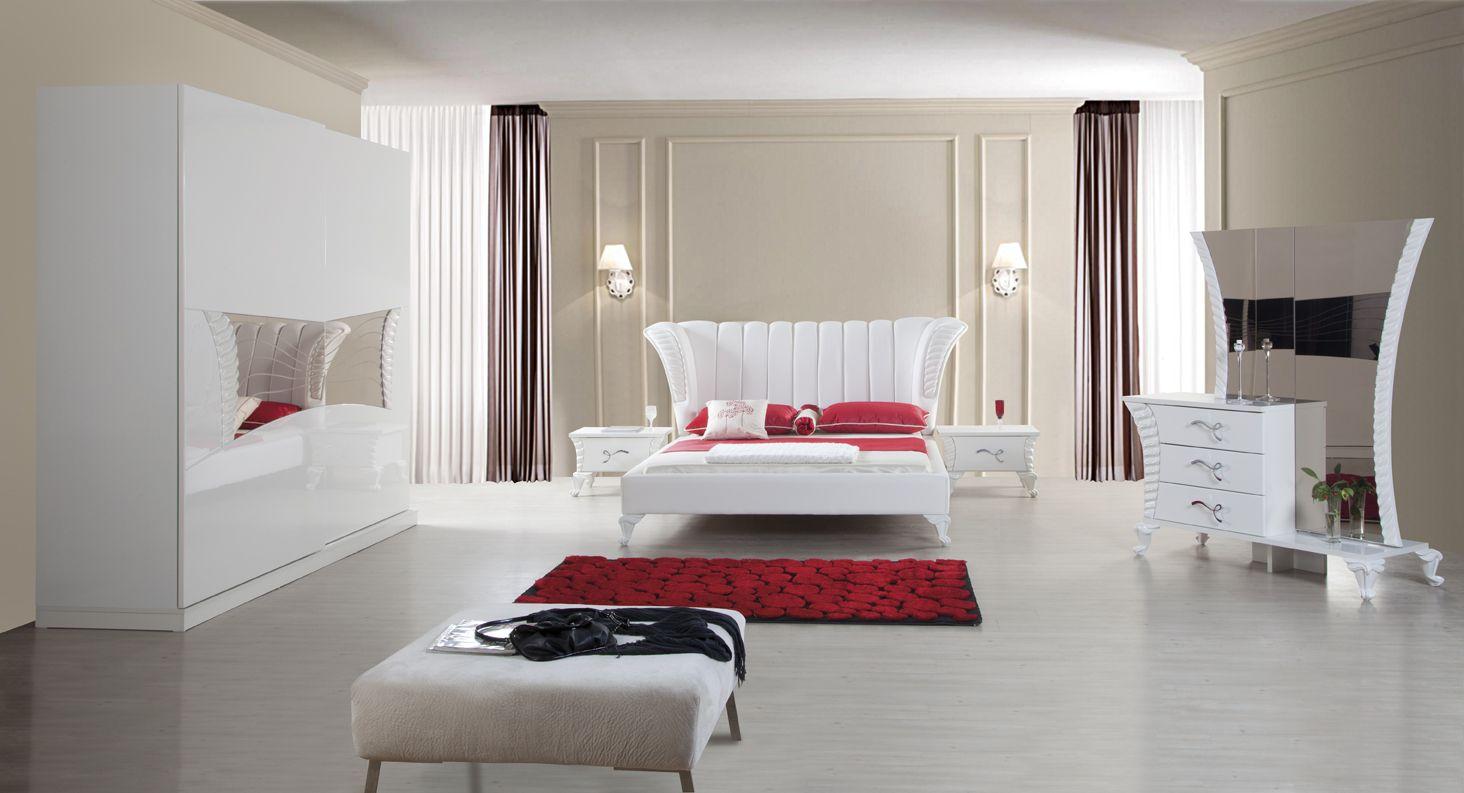 baroque bedroom furniture | baroque bedroom set - turkish