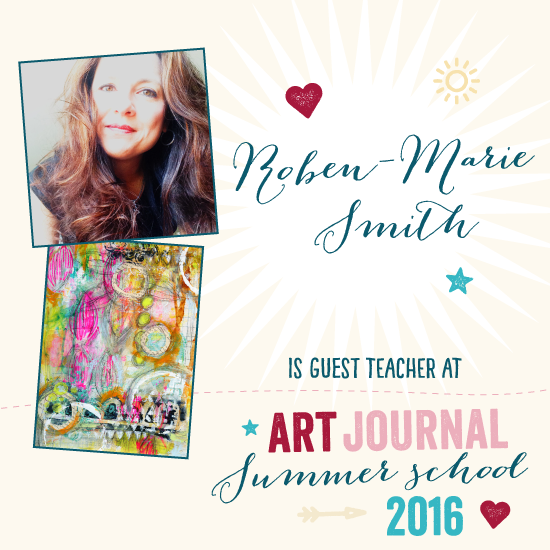 14 Reasons to Art Journal This Summer — Roben-Marie Smith