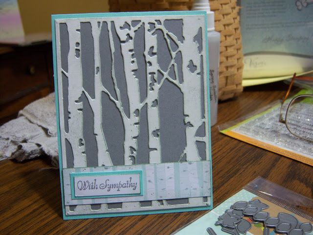 Sundaystamper  Papercrafts: Cards for Card Ministry (CAS(E) this Sketch #156