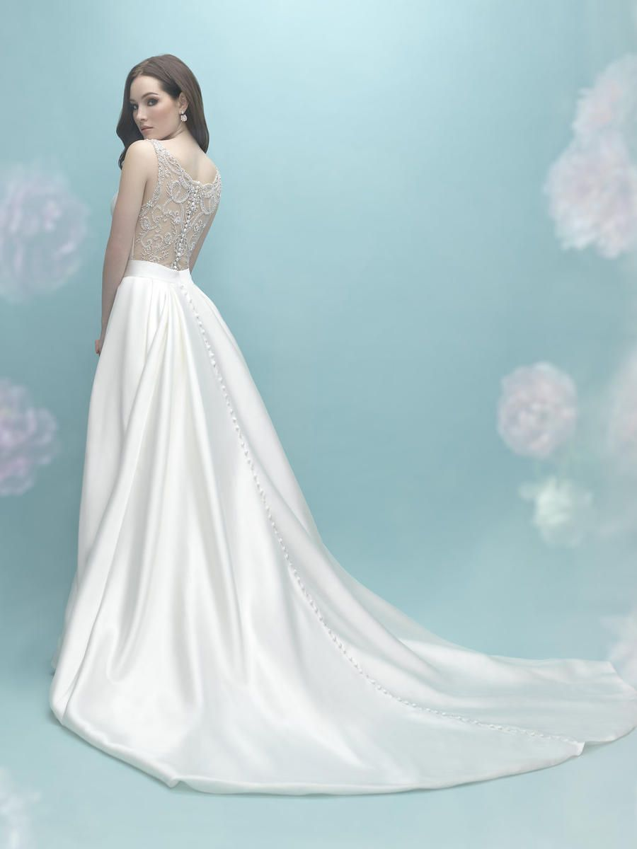 Allure Wedding 9451 - Shop this style and more at oeevening.com ...