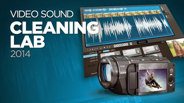 MAGIX Video Sound Cleaning Lab 2014 Asimpervez (With ...