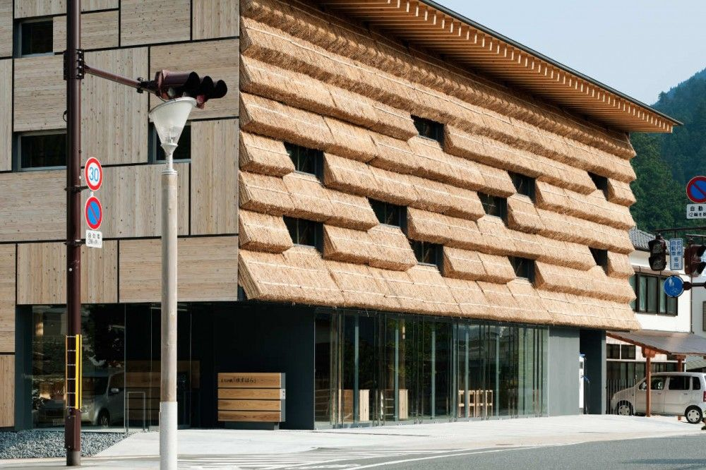 Yusuhara Marche / Kengo Kuma & Associates Architecture