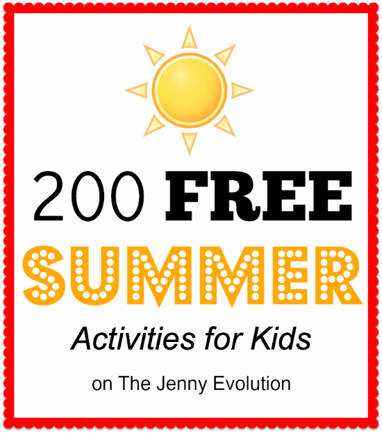 200 Free Summer Activities For Kids With Images Free Summer
