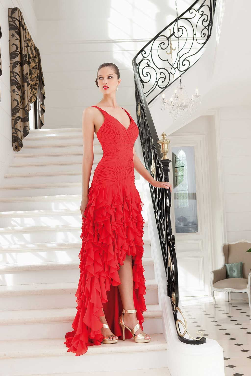 Sonia Pena Abendkleid