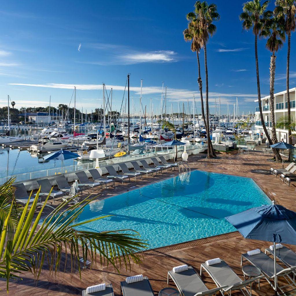 Projects Hospitality Marina Del Rey Hotel Specceramics