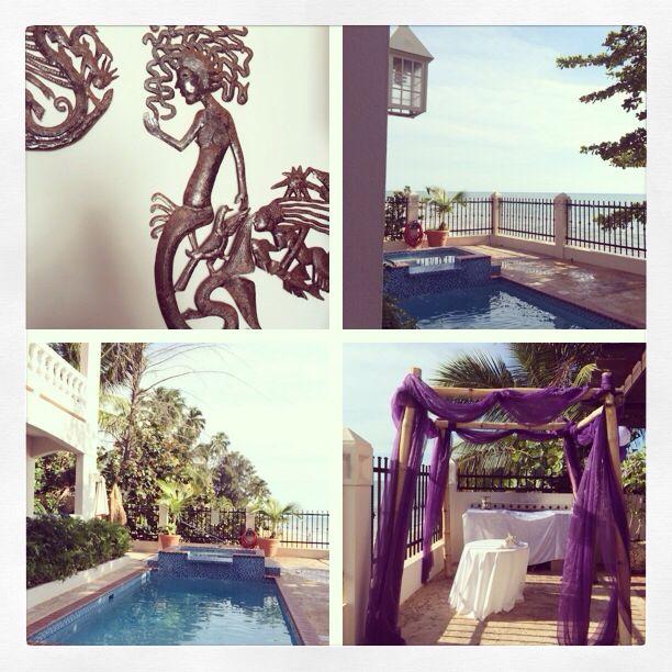 Puerto rico wedding venue tres sirenas rincon puerto for Wedding venues in puerto rico