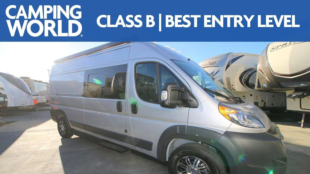 2018 Sunlight Van 2 Class B Motorhome Rv Review Camping World